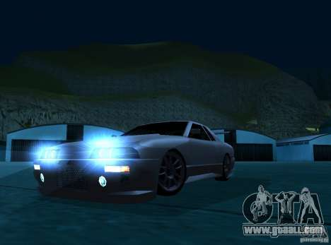 ELEGY TUNING MOD for GTA San Andreas right view