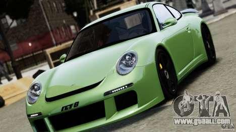 RUF RGT-8 2011 for GTA 4