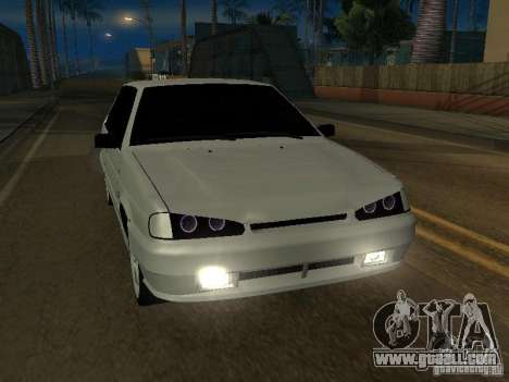 VAZ 2113TL for GTA San Andreas back view