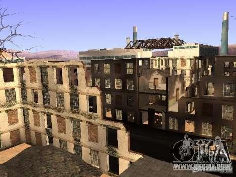 Chernobyl MOD v1 for GTA San Andreas ninth screenshot