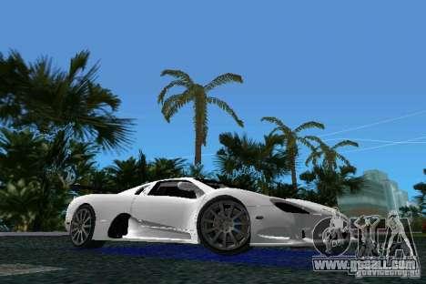 SSC Altimate Aero for GTA Vice City
