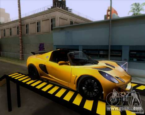 Lotus Exige for GTA San Andreas