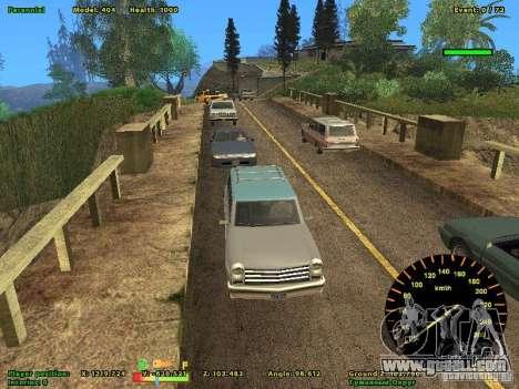 DMX for GTA San Andreas forth screenshot