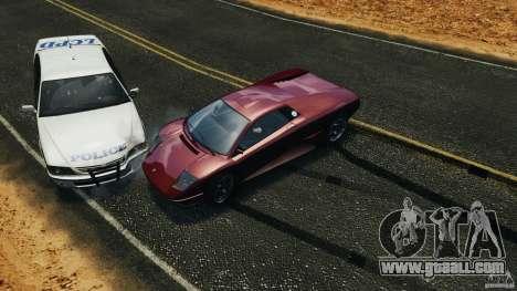 Bullet Time for GTA 4 third screenshot