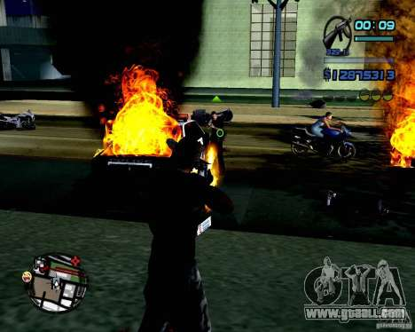 Not ENB for GTA San Andreas second screenshot