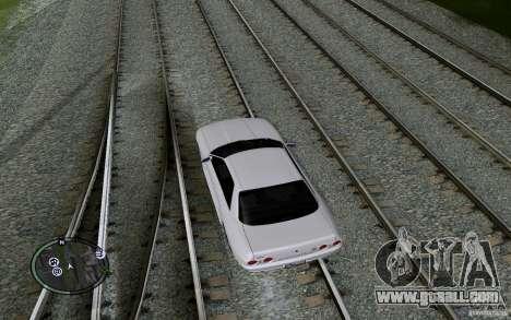 Russian Rails for GTA San Andreas tenth screenshot