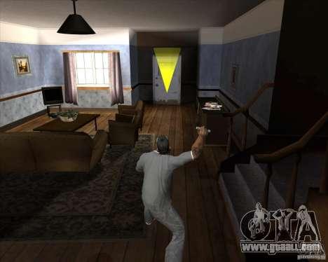 Firecrackers for GTA San Andreas third screenshot