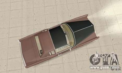 Cadillac Eldorado Biarritz 1978 for GTA San Andreas right view