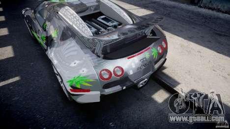 Bugatti Veyron 16.4 v1.0 new skin for GTA 4 interior