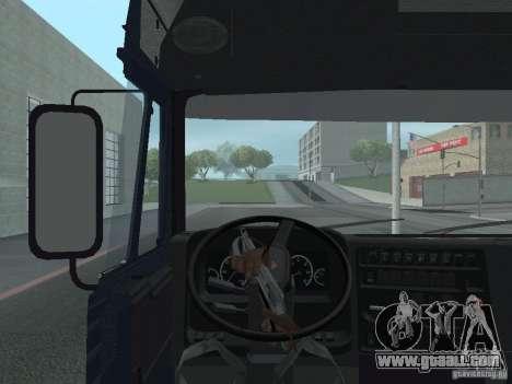 Active dashboard v.3.0 for GTA San Andreas sixth screenshot