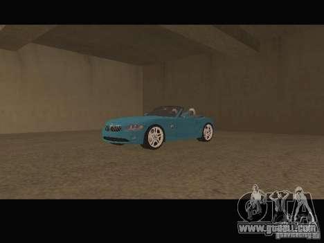 Car shop for GTA San Andreas third screenshot