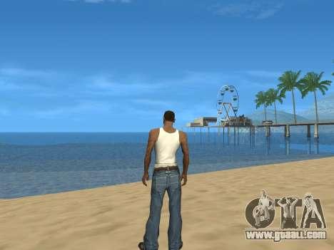 Disabling effects of heat for GTA San Andreas third screenshot