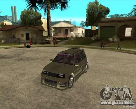 OKA 1111 Z.V.E.R. Tuning for GTA San Andreas