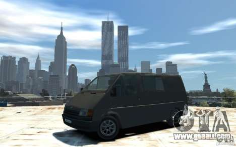 Ford Transit 1999 for GTA 4