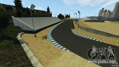 Laguna Seca [Final] [HD] for GTA 4 eleventh screenshot