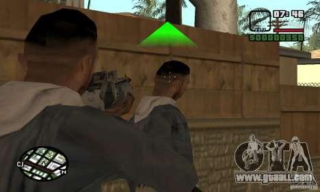 Franchi Special Purpose Automatic Shotgun 12 for GTA San Andreas third screenshot