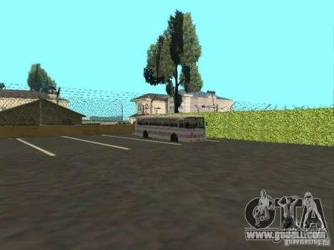 5 Bus v. 1.0 for GTA San Andreas fifth screenshot