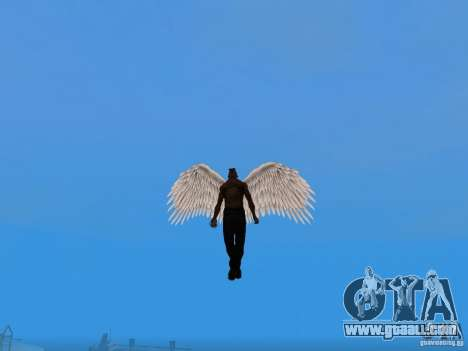 Wings for GTA San Andreas third screenshot
