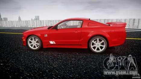 Saleen S281 Extreme - v1.2 for GTA 4 left view