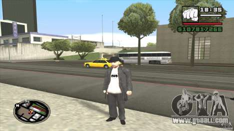 Serial killer for GTA San Andreas third screenshot