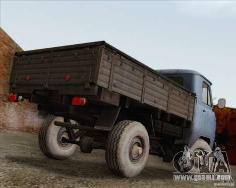 UAZ 330364 for GTA San Andreas left view
