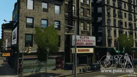 FAKES ENB Realistic 2012 for GTA 4 eighth screenshot
