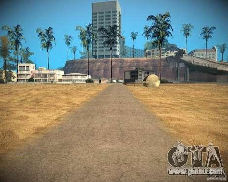 New textures beach of Santa Maria for GTA San Andreas tenth screenshot
