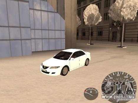 Mazda 6 2004 for GTA San Andreas