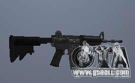 M4 for GTA San Andreas second screenshot