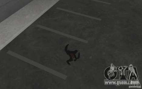 Animation of GTA IV v 2.0 for GTA San Andreas