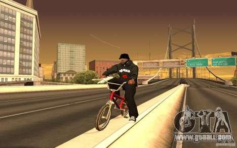 Jacket-Point (G) for GTA San Andreas sixth screenshot