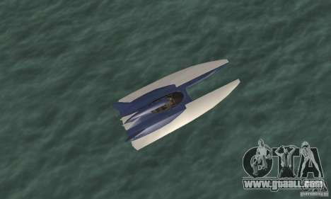 Powerboat for GTA San Andreas