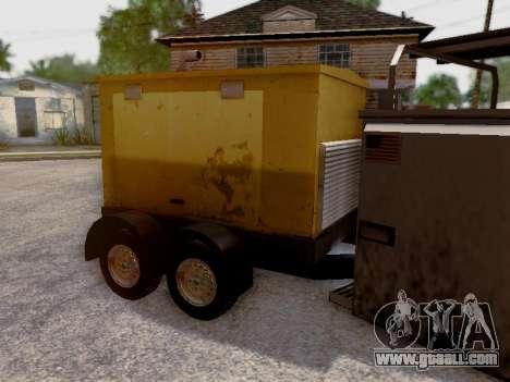 Trailer Generator for GTA San Andreas upper view