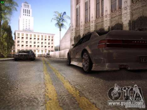Todas Ruas v3.0 (Los Santos) for GTA San Andreas eighth screenshot