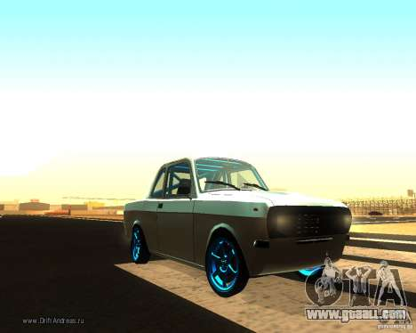Gaz Volga 2410 Drift Edition for GTA San Andreas