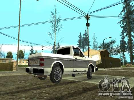 ENBSeries by GaTa for GTA San Andreas forth screenshot