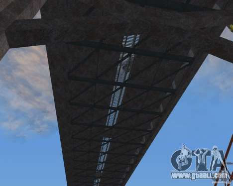New textures of three bridges in SF for GTA San Andreas forth screenshot