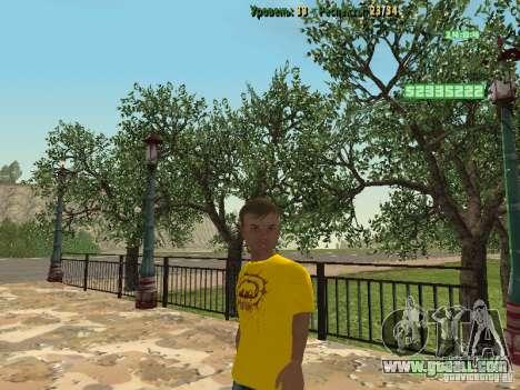 Little pupil for GTA San Andreas third screenshot