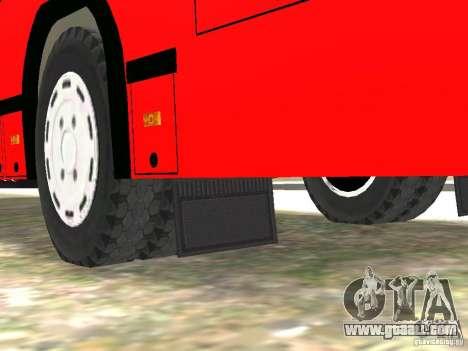 MAZ 5295 v2.0 final for GTA 4 bottom view