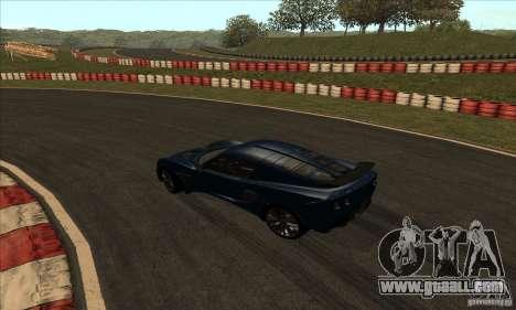 GOKART track Route 2 for GTA San Andreas seventh screenshot