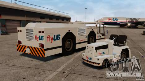 FlyUS Tugs Pack for GTA 4 right view