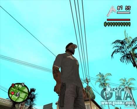 Desert Eagle HD for GTA San Andreas second screenshot