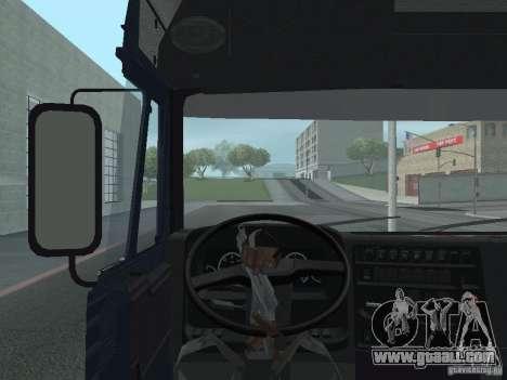 Active dashboard v.3.0 for GTA San Andreas seventh screenshot