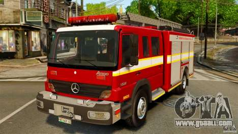 Mercedes-Benz Atego NMBMM [ELS] for GTA 4