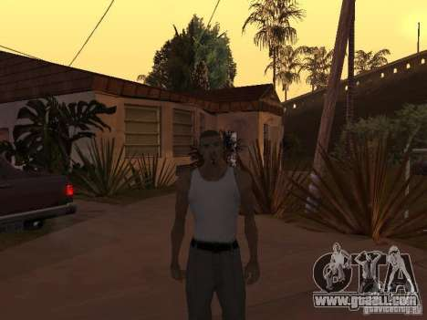 Varrio Los Aztecas for GTA San Andreas
