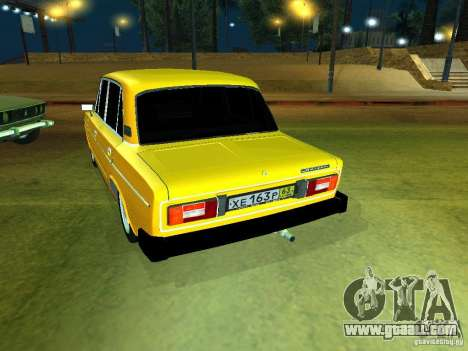 VAZ 21065 for GTA San Andreas right view