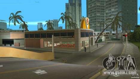 Burgerking-MOD for GTA Vice City third screenshot