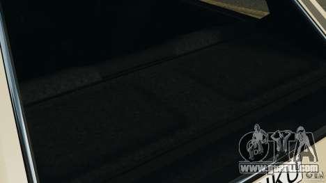 Volkswagen Golf Mk1 Stance for GTA 4