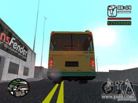 LIAZ 5283.01 for GTA San Andreas side view