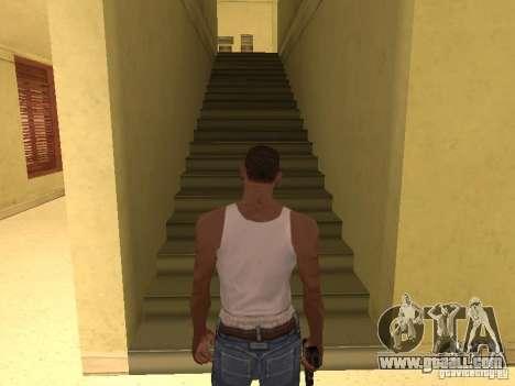 The entrance to the Hospital of Los Santos for GTA San Andreas ninth screenshot